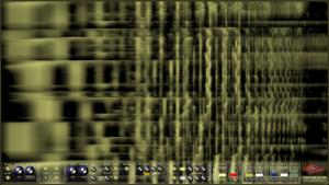 Oscarizor 2D 3D multi channel spectrum analyzer audio plug-in VST VST3 AU AAX Free 2d waterfall 3