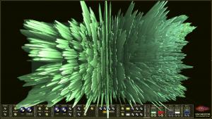 Oscarizor 2D 3D multi channel spectrum analyzer audio plug-in VST VST3 AU AAX Free 3D waterfall 6