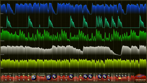 Oscarizor 2D 3D multi channel spectrum analyzer audio plug-in VST VST3 AU AAX Free absolute