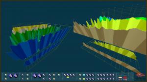 Oscarizor 2D 3D multi channel spectrum analyzer audio plug-in VST VST3 AU AAX Free coloring 3d