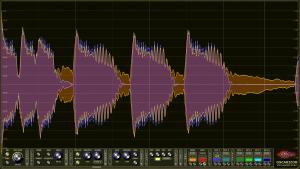 Oscarizor 2D 3D multi channel spectrum analyzer audio plug-in VST VST3 AU AAX Free compressor analyzer