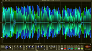 Oscarizor 2D 3D multi channel spectrum analyzer audio plug-in VST VST3 AU AAX Free smooth2