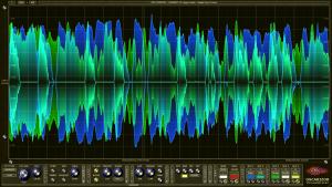 Oscarizor 2D 3D multi channel spectrum analyzer audio plug-in VST VST3 AU AAX Free smooth2