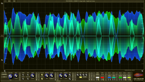 Oscarizor 2D 3D multi channel spectrum analyzer audio plug-in VST VST3 AU AAX Free smooth3