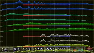 Oscarizor 2D 3D multi channel spectrum analyzer audio plug-in VST VST3 AU AAX Free multi channel correlation meter