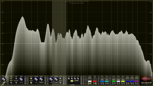 Oscarizor 2D 3D multi channel spectrum analyzer audio plug-in VST VST3 AU AAX Free spectrum zoom 2