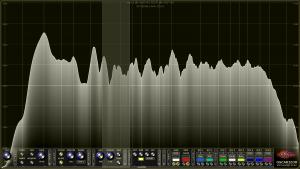 Oscarizor 2D 3D multi channel spectrum analyzer audio plug-in VST VST3 AU AAX Free spectrum zoom 2