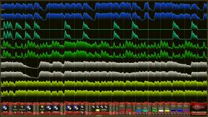 Oscarizor 2D 3D multi channel spectrum analyzer audio plug-in VST VST3 AU AAX Free stereo absolute