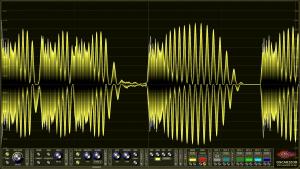 Oscarizor 2D 3D multi channel spectrum analyzer audio plug-in VST VST3 AU AAX Free transient analyzer
