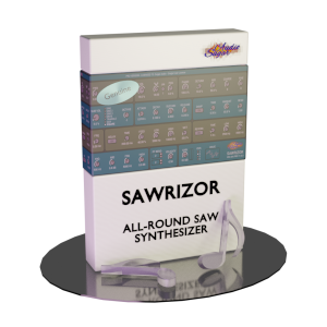 Sugar Audio releases Sawrizor – All-Round Saw Synthesizer